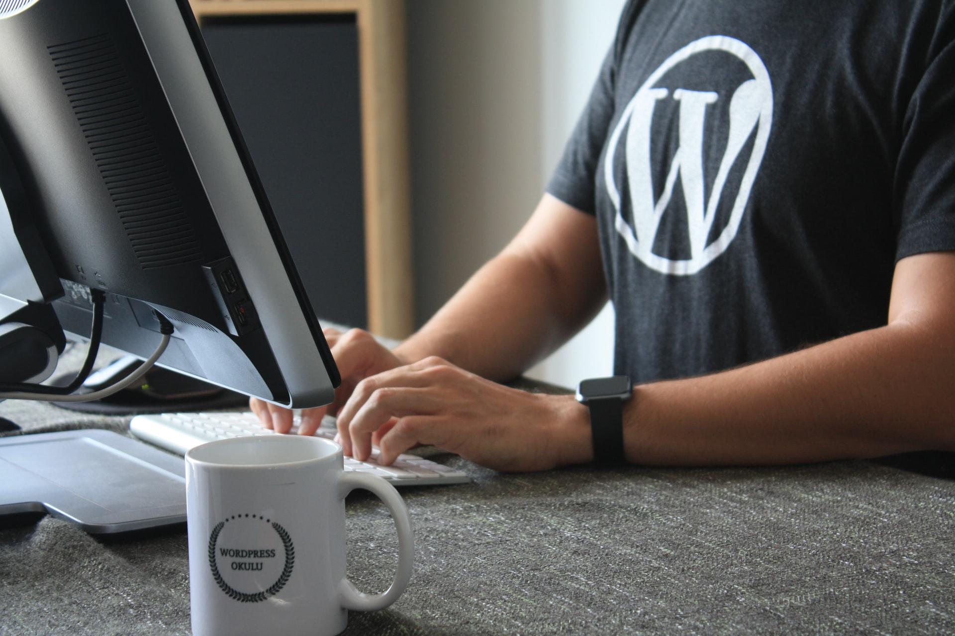 Wordpress hjemmeside sikkerhed